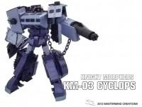 KM-03 Knight Morpher Cyclops
