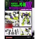 Perfect Effect PC-06 Upgrade For Devastator