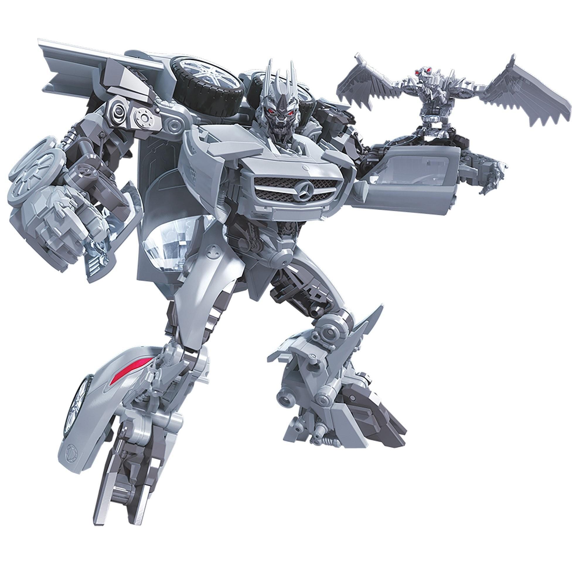 Studio Transformers Laserbeak Soundwaveamp; Deluxe Series xBWrdCeo