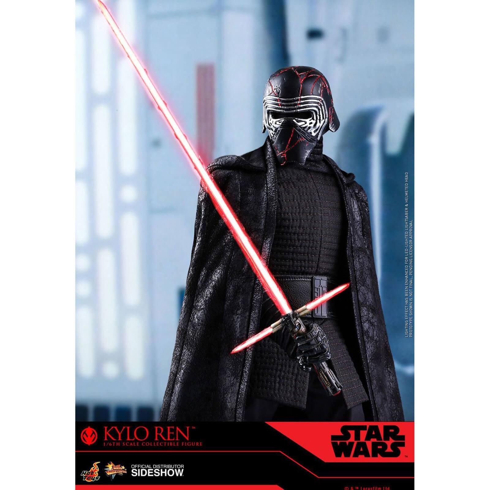 Sideshow 1//6 Darth Vader Head//Casque le retour du Jedi Deluxe Edition