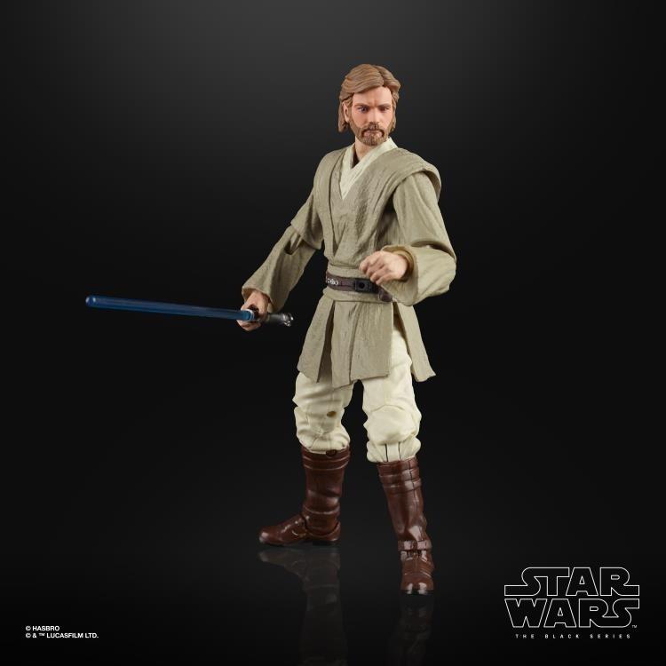 "Hasbro Star Wars The Black Serie Obi-Wan Kenobi Jedi Master ACTION FIGURE  3.75/"""
