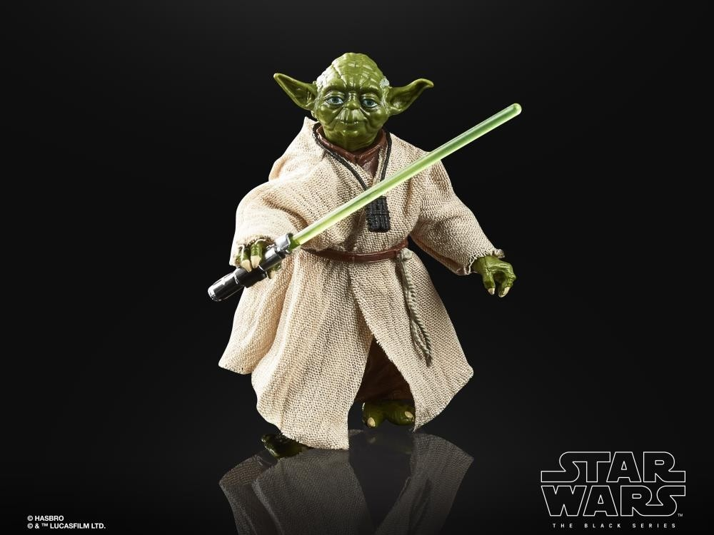 Star Wars The Empire Strikes Back Yoda Action Figure