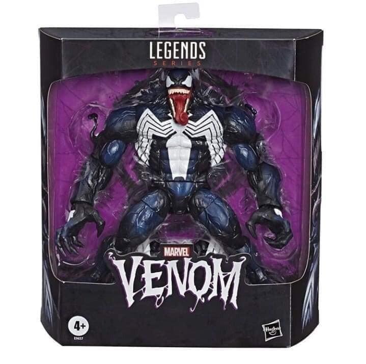 Venom Marvel Legends 6 pouces Venom Action Figure novembre libération
