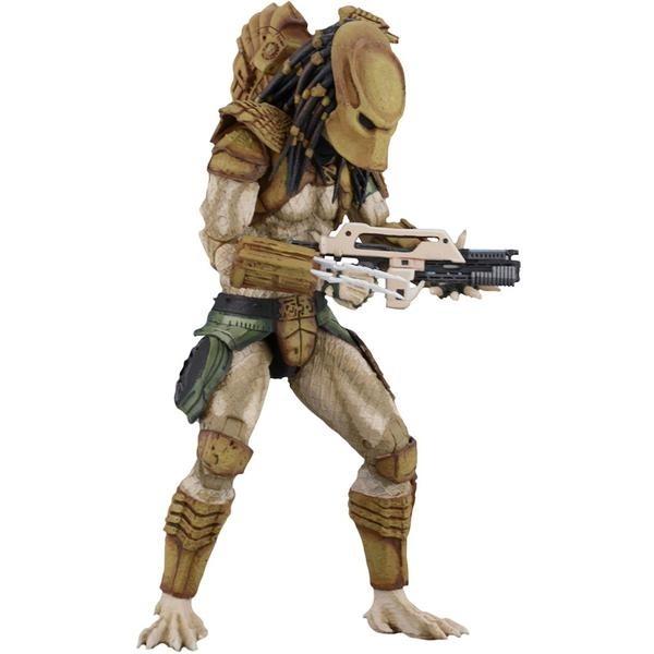 NECA Aliens Vs Predator Arcade Appearance Hunter Predator Action Figure Action- & Spielfiguren