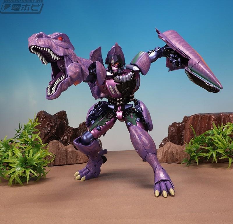 Transformers Masterpiece Mp 43 Beast Wars Megatron Kapow