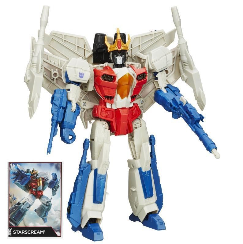 Transformers Combiner Wars Leader Starscream Kapow Toys
