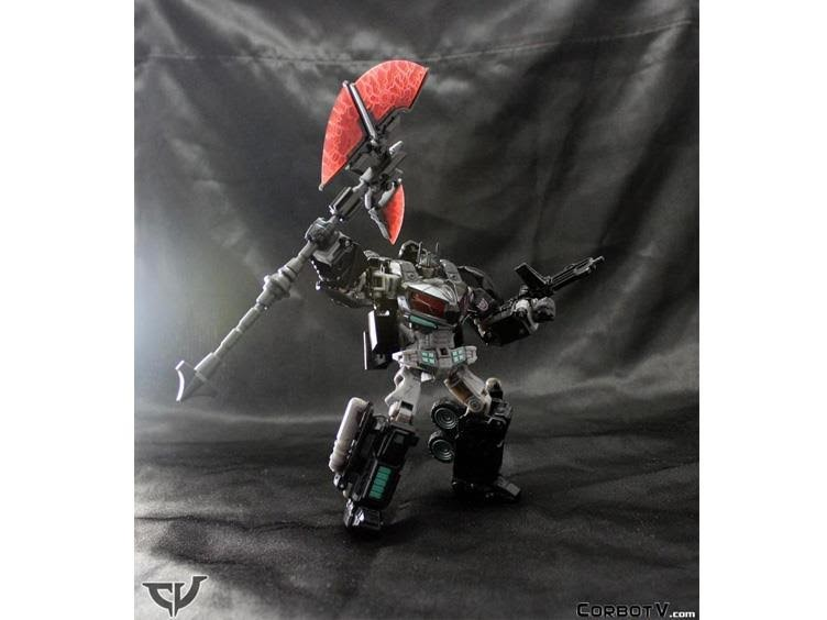 Corbot V Carnage Axe