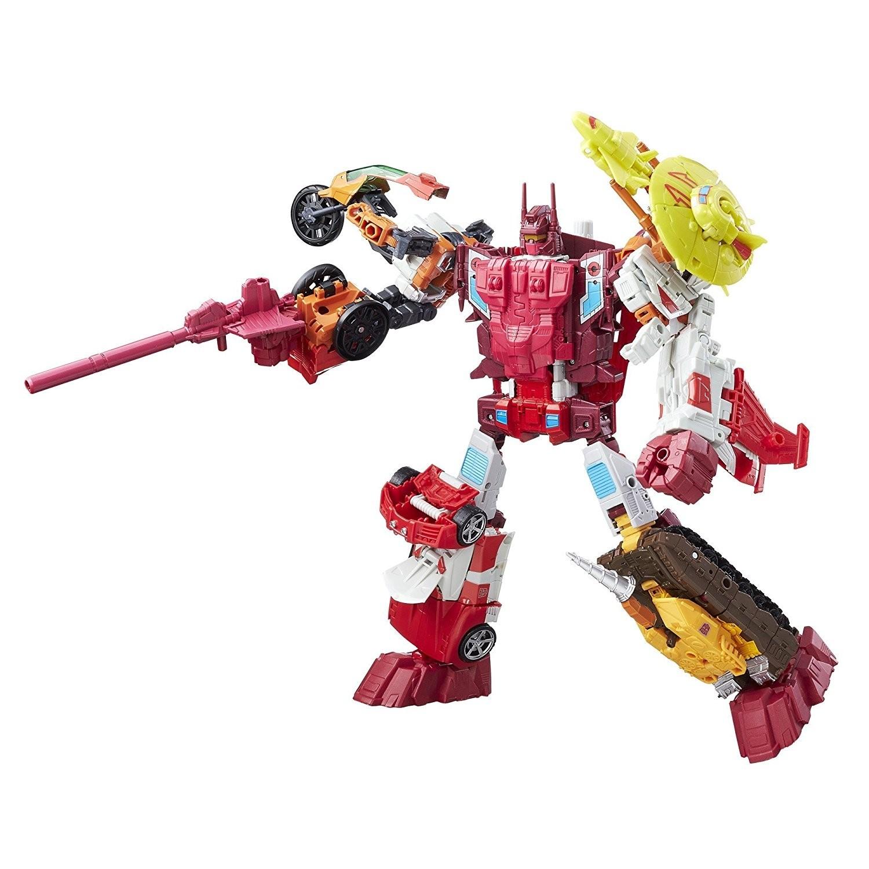 Transformers Combiner Wars Computron & Scrounge - Kapow Toys