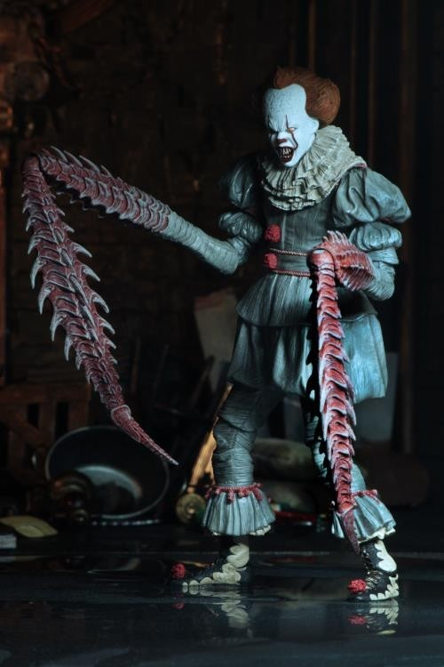 IT (2017) Ultimate Dancing Pennywise Action Figure - Kapow Toys