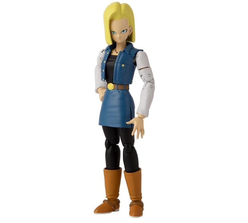 MegaHouse Dragon Ball Z Android C-18 Gals Action Figure