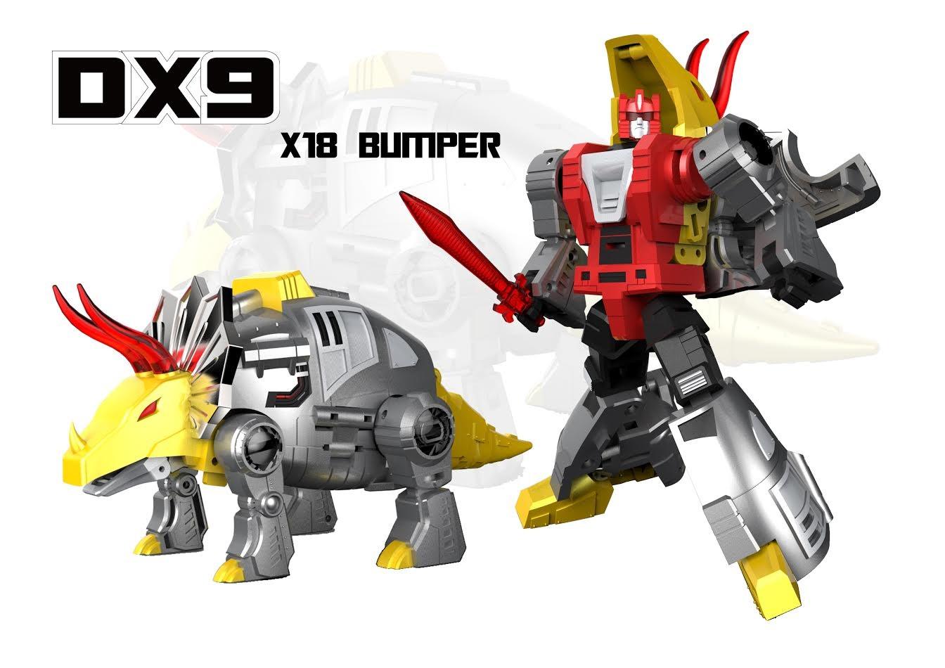 DX9 War In Pocket Bumper