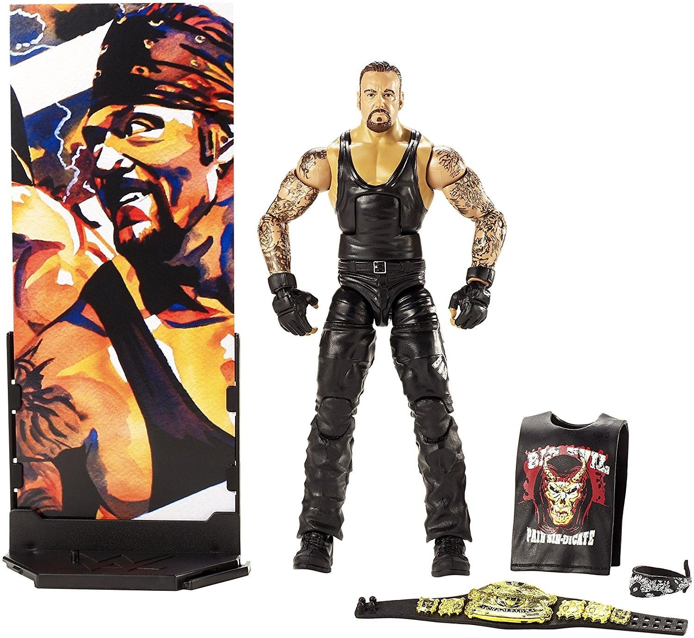 Wwe Elite Series 55 Undertaker Kapow Toys