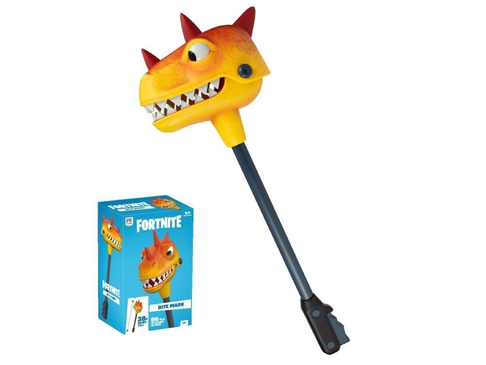 fortnite bitemark premium pickaxe replica - fortnite planet pickaxe