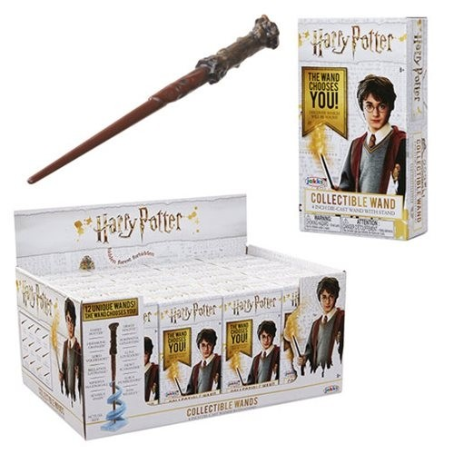 Harry Potter Die Cast Wand Blind Box Assortment Kapow Toys