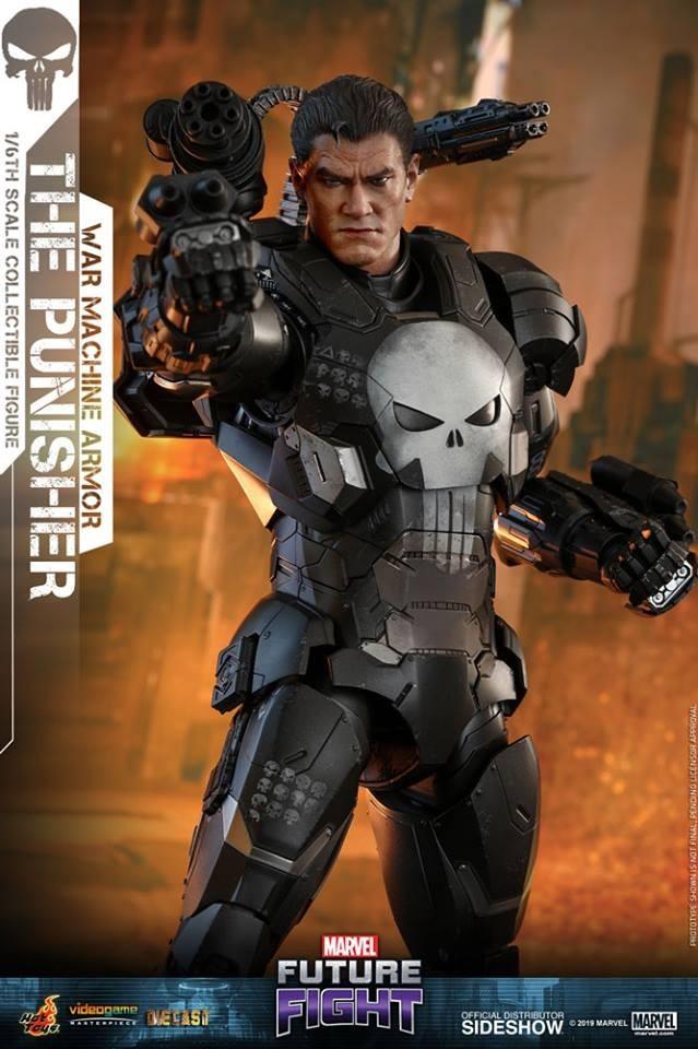 Lucha Máquina Futuro Punisher Calientes Guerra Juguetes Armadura 5Rj4AL3