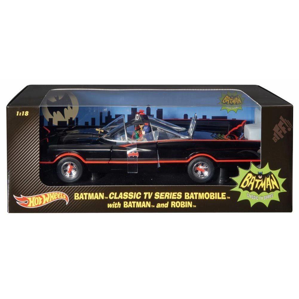 Hot Wheels  1:18 Scale 1966 Batmobile