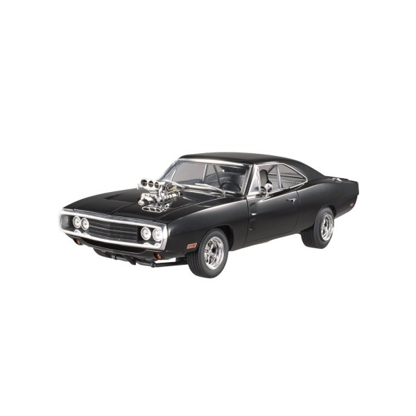 Hot Wheels 1:18 Fast and Furious 1970 Dodge Charger Diecast