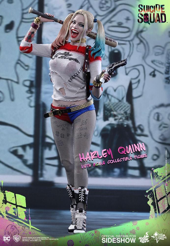 Harley Quinn Figur