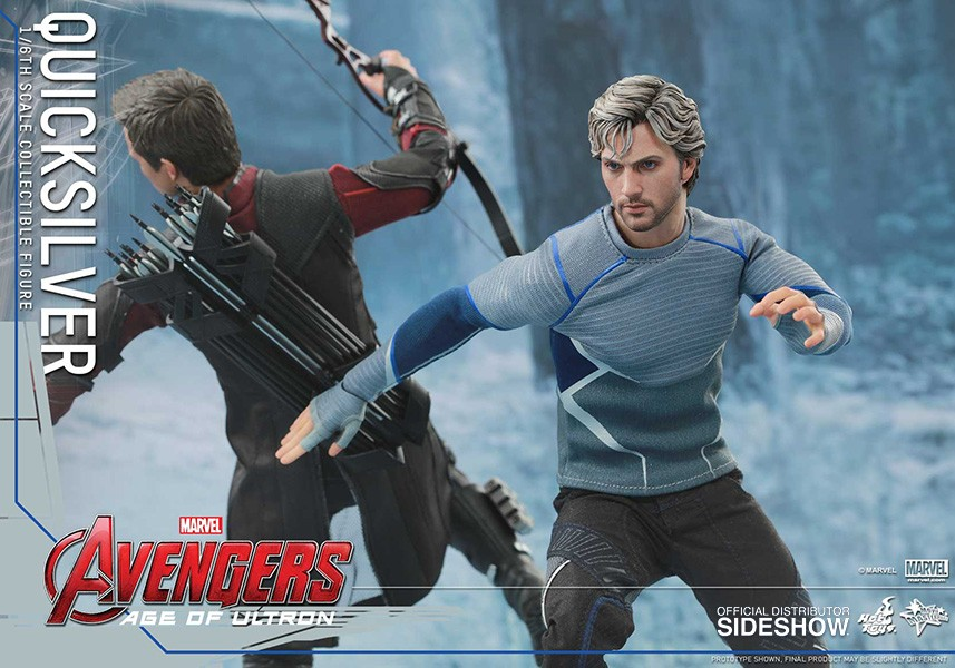 Hot Toys Quicksilver 1/6th Scale Figure