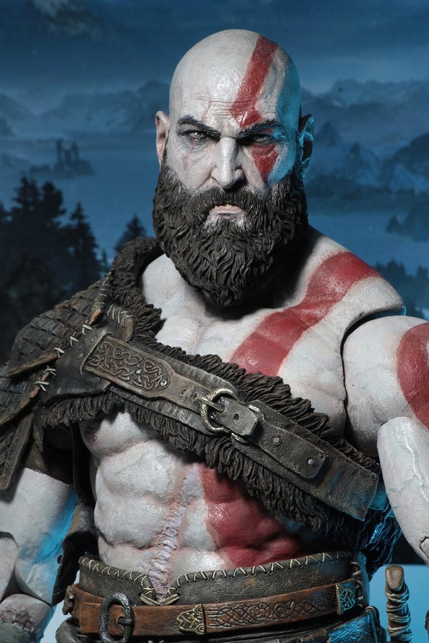 Neca 1 4 Scale God Of War Kratos