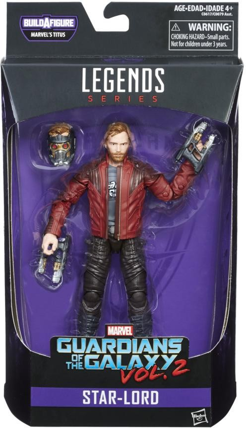 Marvel Legends Guardians Of The Galaxy Vol 2 Starlord