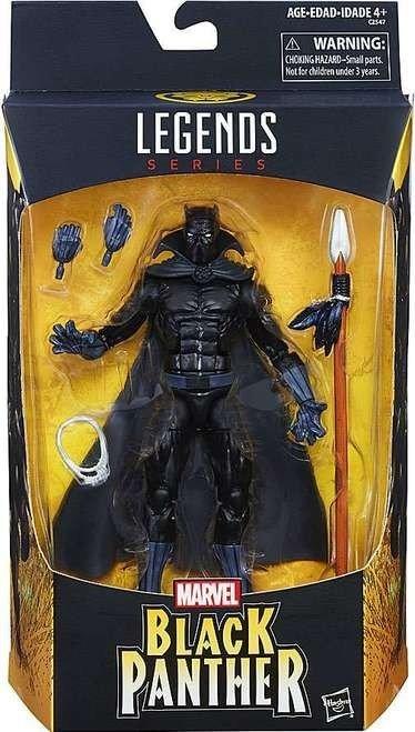 Marvel Legends Black Panther Walmart Exclusve