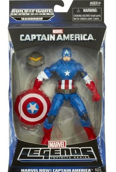marvel legends winter solider captain america now