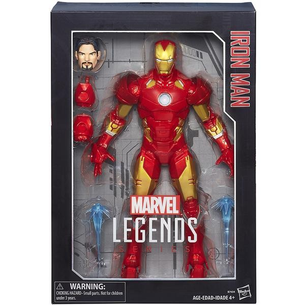 Marvel Legends 12 Inch Series Iron Man