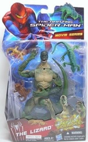 Marvel Legends Amazing Spider Man 6 Inch The Lizard