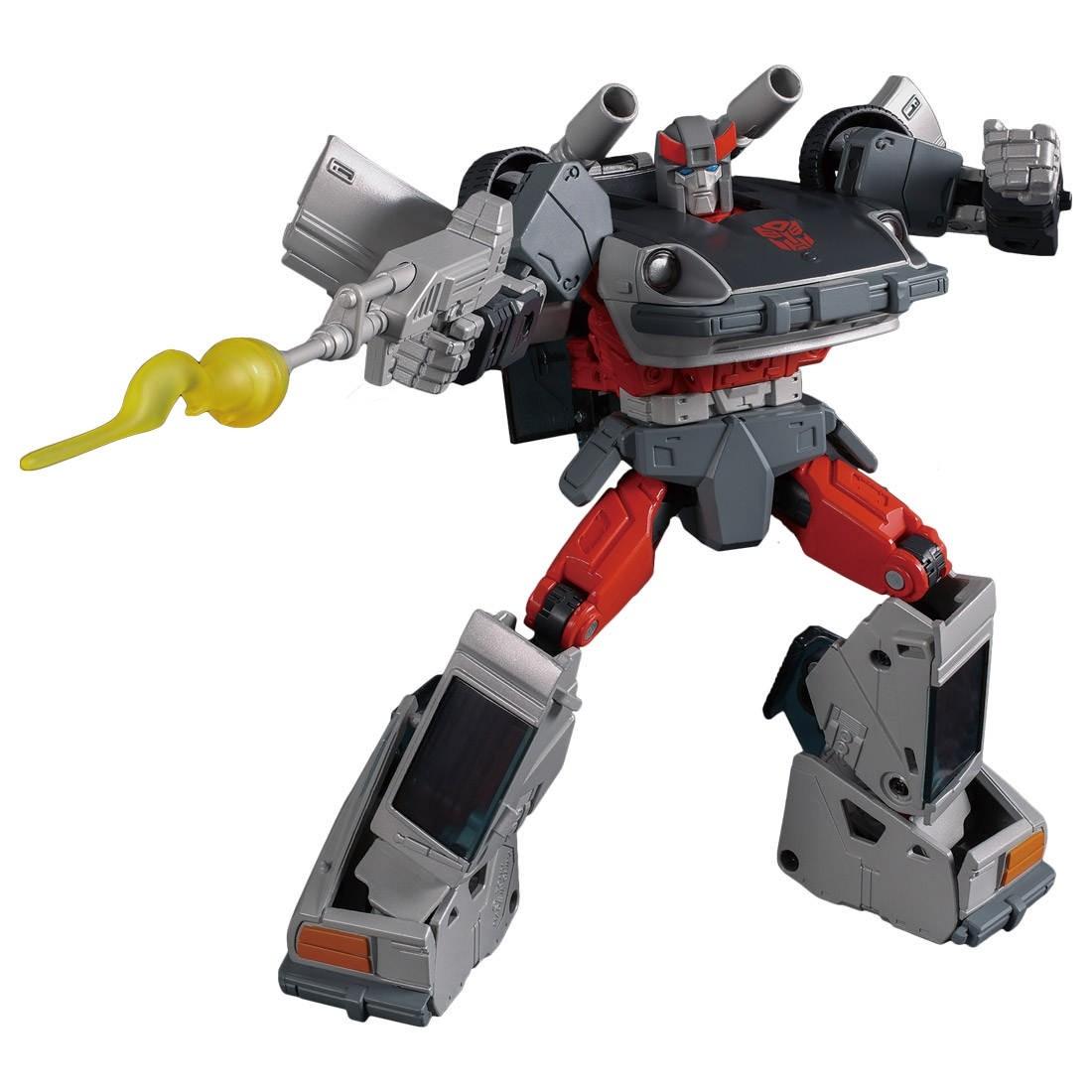 Transformers Masterpiece MP-18+ Anime Streak (Bluestreak