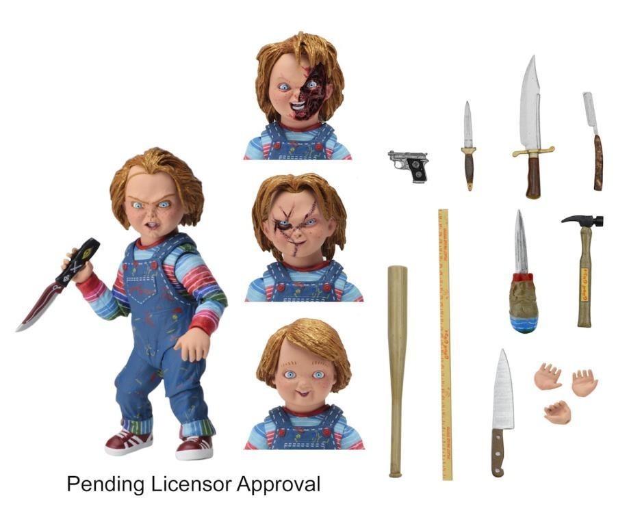NECA Child's Play Ultimate Chucky - Kapow Toys