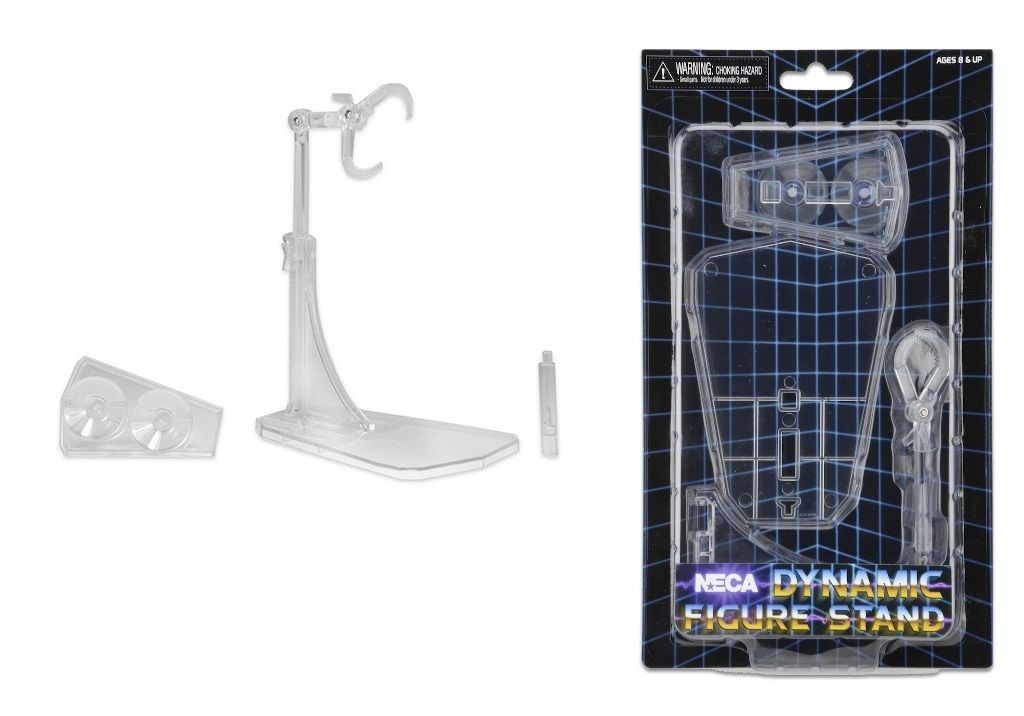 NECA Dynamic Action Figure Display Stand Fits Most 40 40 Action Mesmerizing Neca 1 4 Display Stand