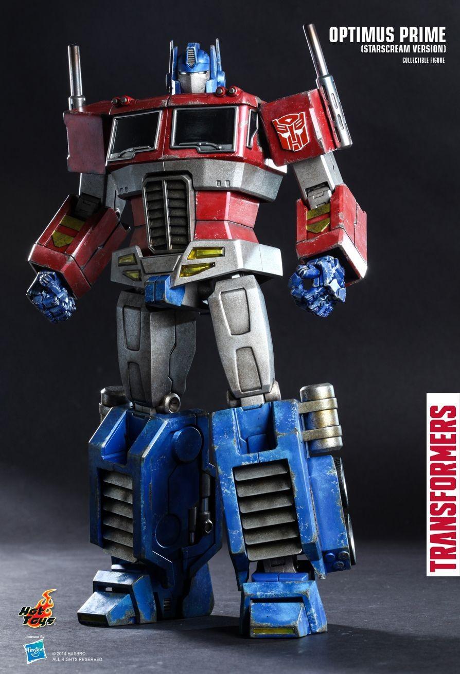 hot toys optimus prime figure kapow toys