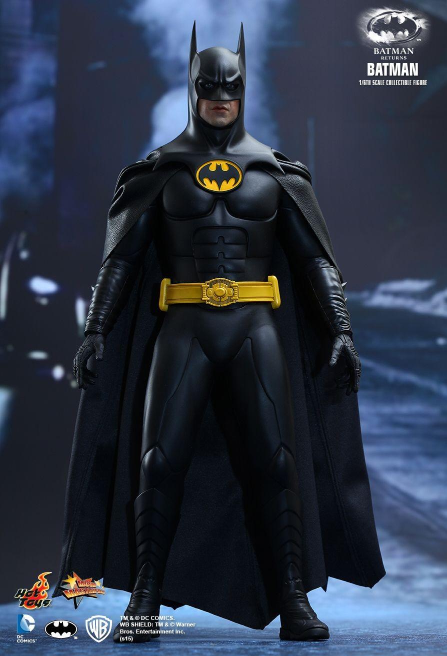 Batman Toys Age 5 : Hot toys batman returns th scale figure kapow