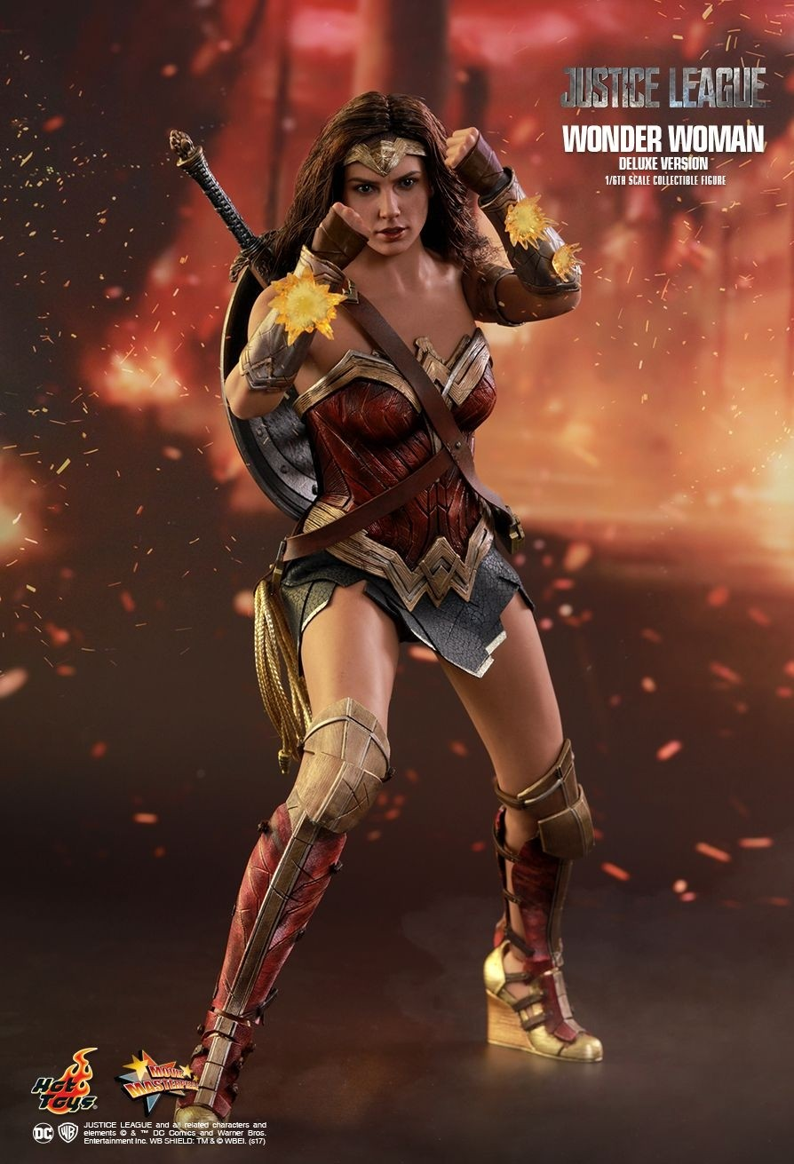 Hot Toys Justice League Wonder Woman Deluxe Version 1 -2554