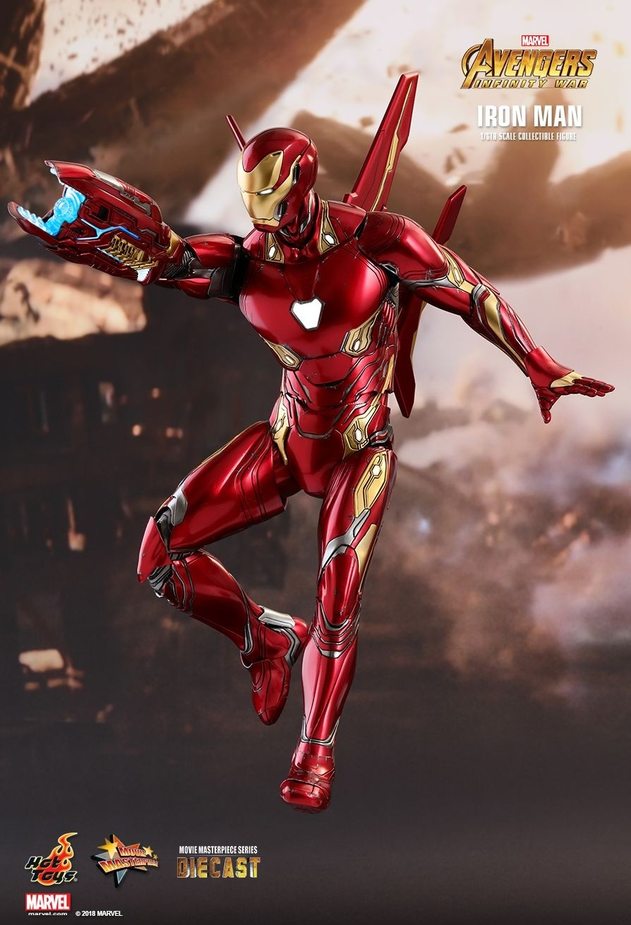 iron man infinity war