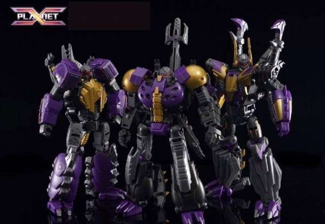In Stock Transformers NEW Planet X PX-17 PX-18 PX-19 Insecticons all 3