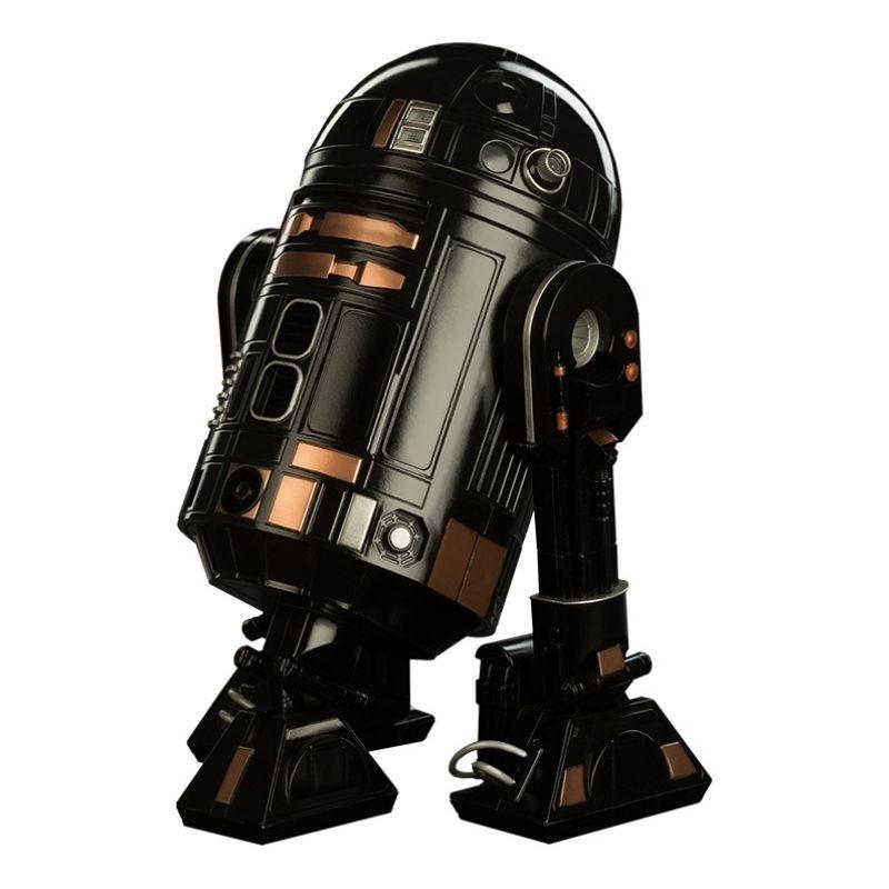 Star Wars Droids Toys : Sideshow star wars r q imperial astromech droid