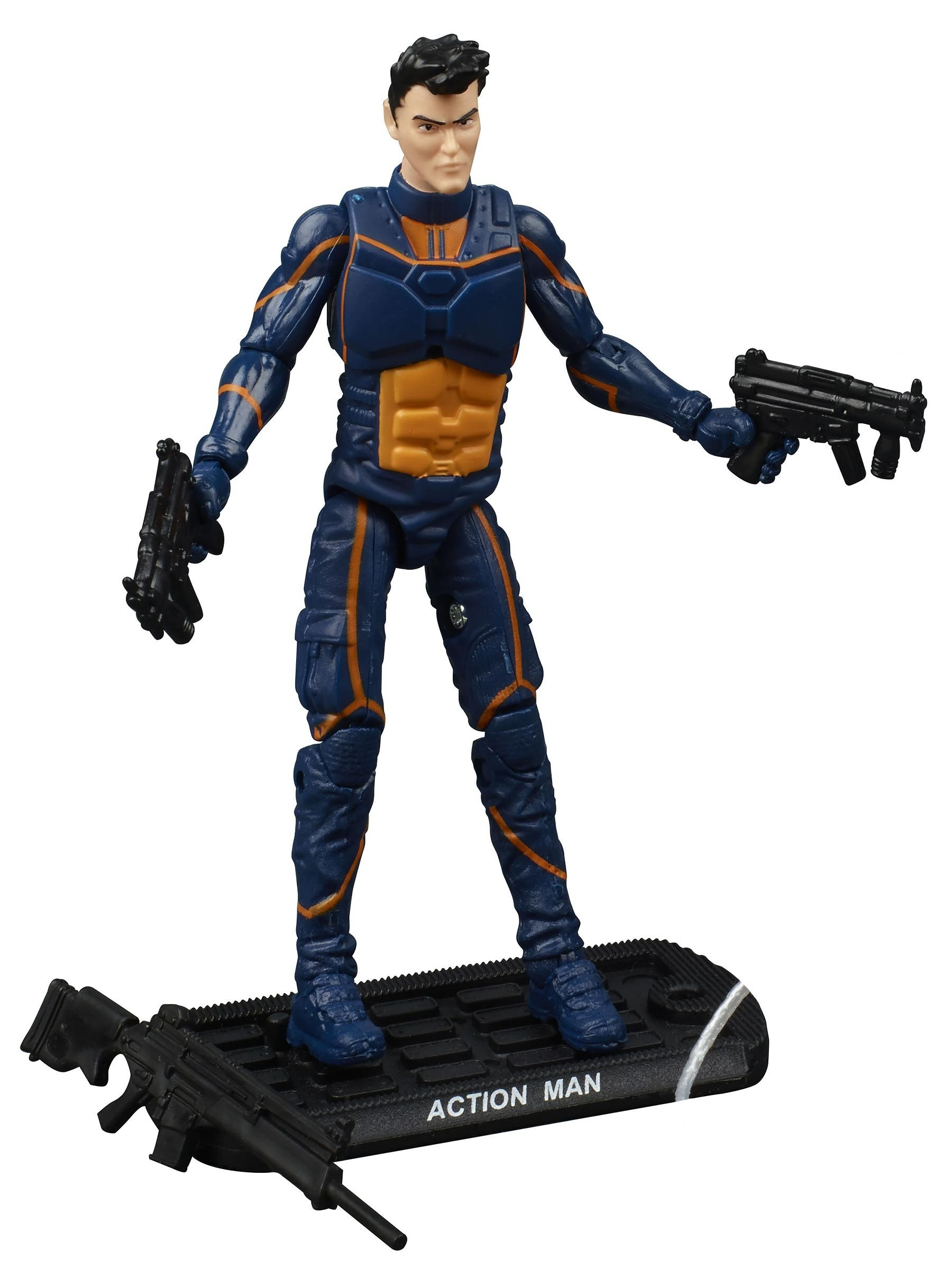Toys For Gentleman : Hasbro sdcc idw revolution action man figure