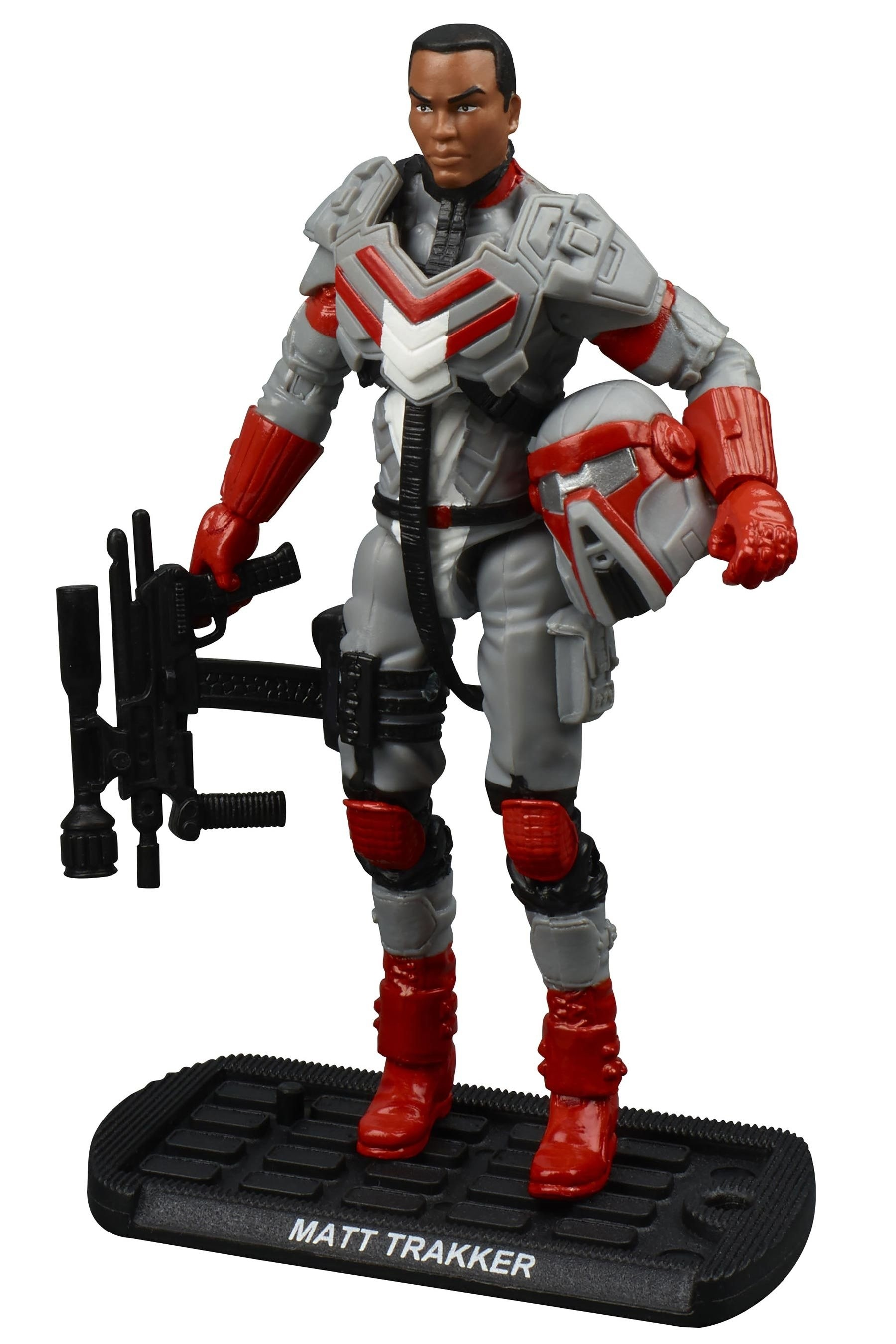 Best Transformers Toys And Action Figures : Hasbro sdcc idw revolution m a s k matt trakker action