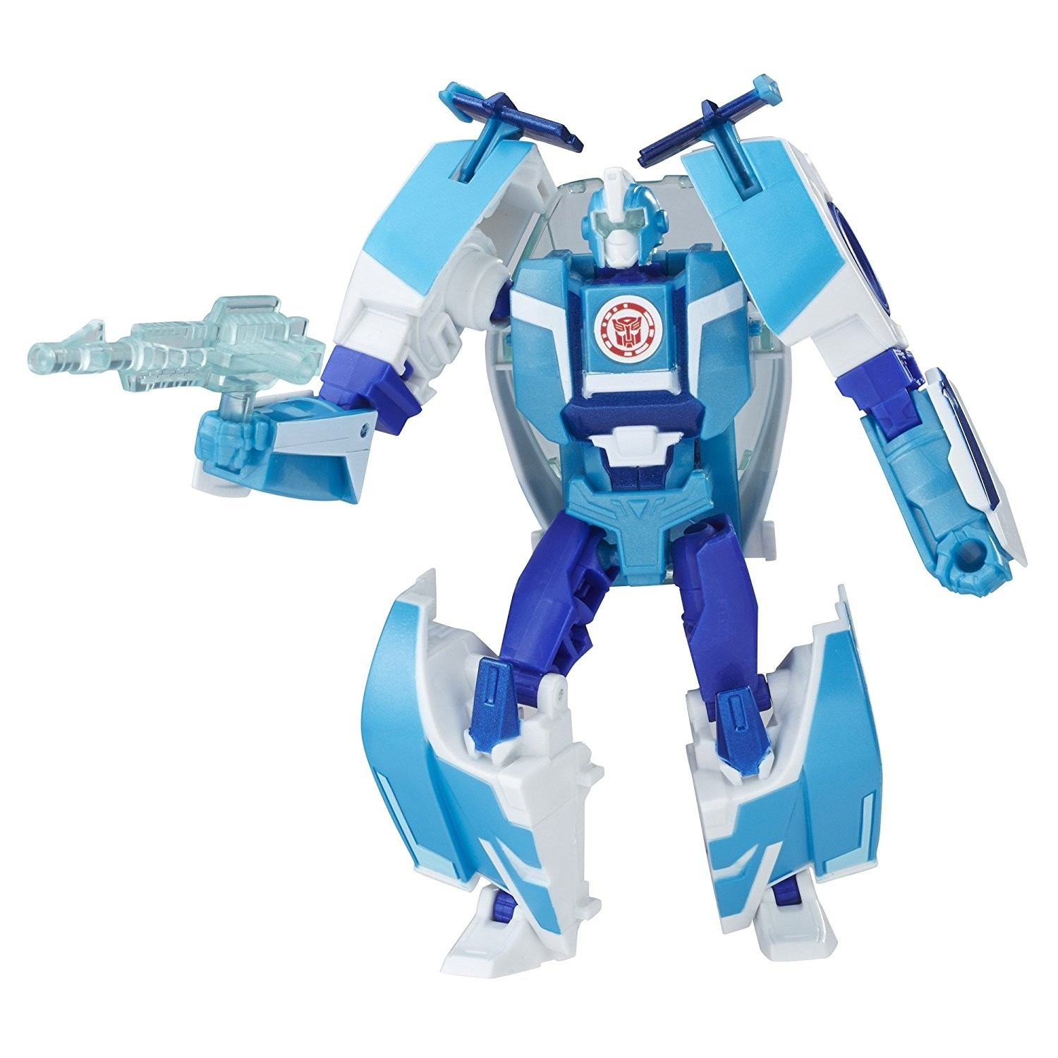 transformers robots in disguise deluxe blurr kapow toys
