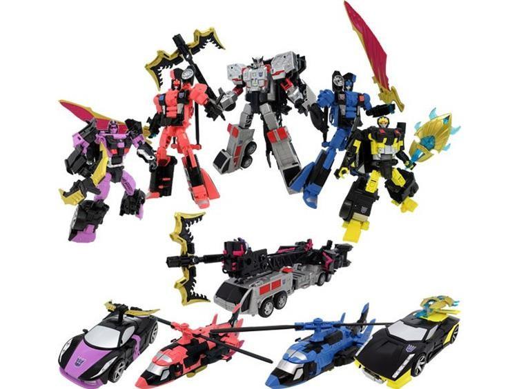Transformers Unite Warriors UW-EX Megatronia