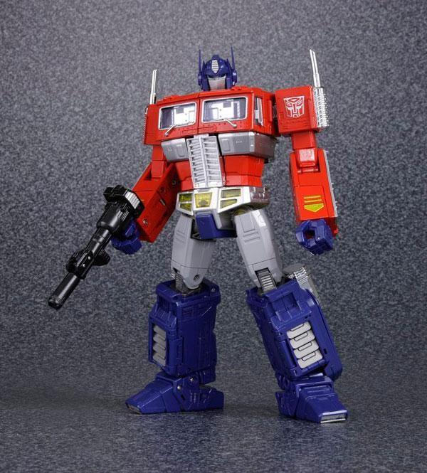 Transformers Masterpiece Mp 10 Convoy Optimus Prime