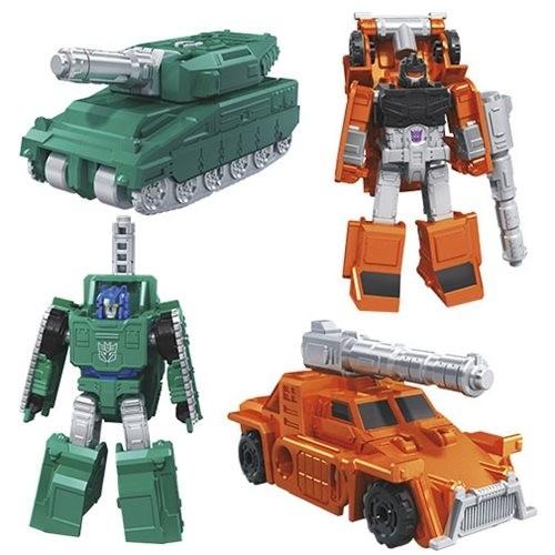 Transformers la guerre pour Cybertron Siège-Deluxe Wave 3 refraktor