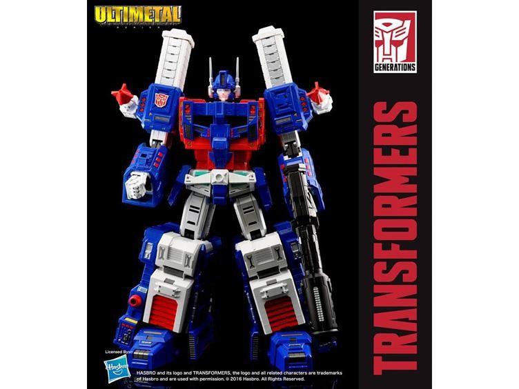 Transformers Ultimetal Ultra Magnus Figure