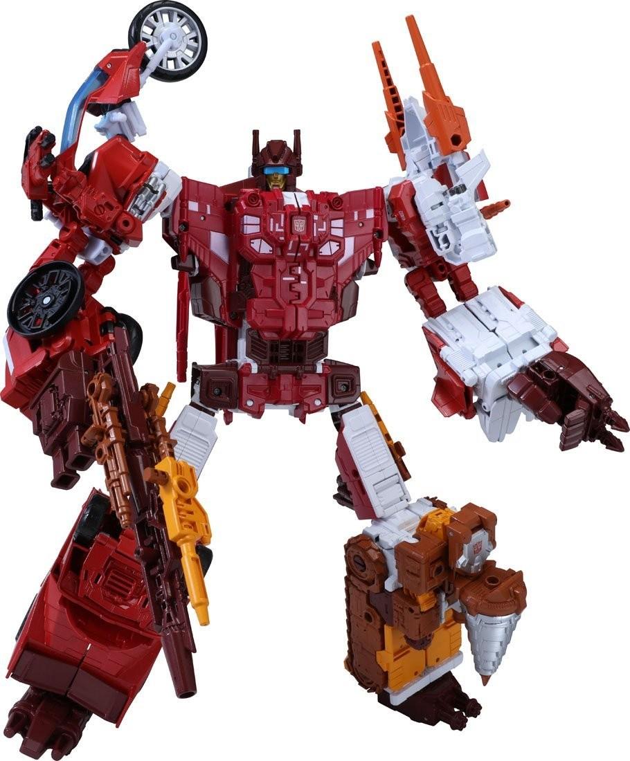Transformers Unite Warriors Computron