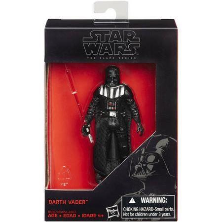 timeless design 2df40 935f3 Star Wars Black Series 3.75 Inch Darth Vader