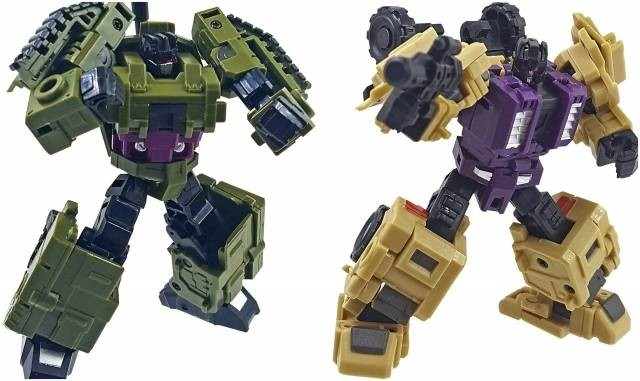 New Transformers toy Iron Factory IF EX-36 The Tyrant Toy map in Stock !