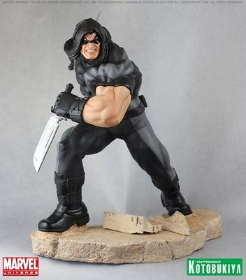 Kotobukiya Fine Art X-Force Warpath Statue