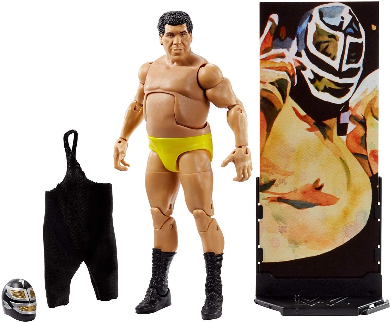 Wwe Elite Series 60 Andre The Giant Kapow Toys